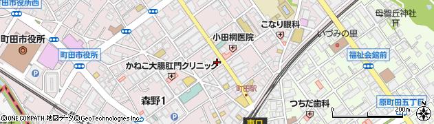 日本酒ラボ周辺の地図