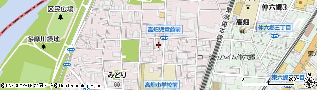 東京都大田区西六郷3丁目17 5 住所一覧から地図を検索 マピオン