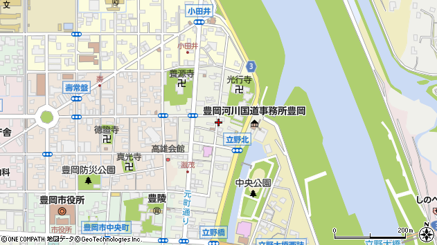 〒668-0026 兵庫県豊岡市元町の地図