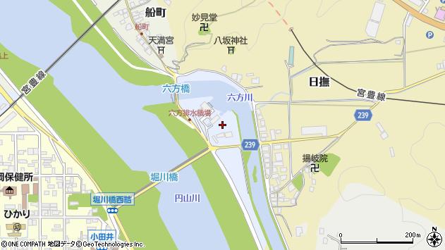 〒668-0817 兵庫県豊岡市六地蔵の地図