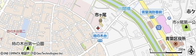 神奈川県横浜市青葉区上谷本町69周辺の地図