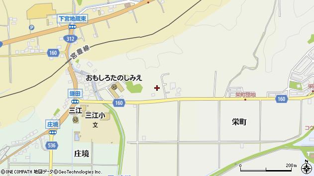 〒668-0811 兵庫県豊岡市鎌田の地図
