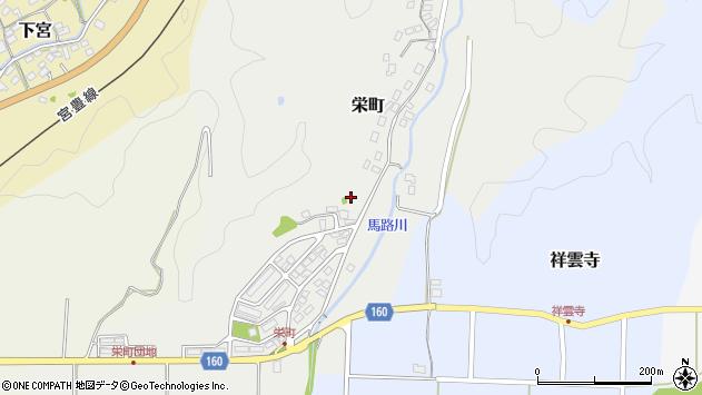〒668-0812 兵庫県豊岡市栄町の地図