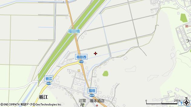 〒668-0084 兵庫県豊岡市福田の地図