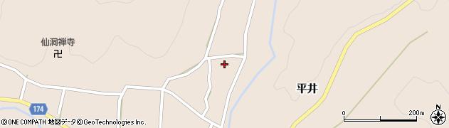 岐阜県山県市平井 住所一覧から地図を検索|マピオン