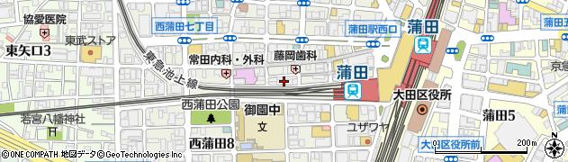 スナック京周辺の地図