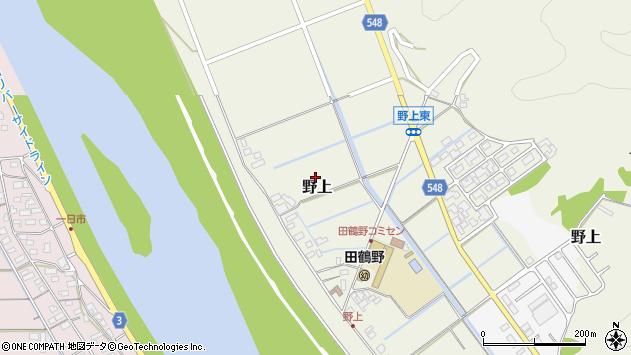 〒668-0804 兵庫県豊岡市野上の地図