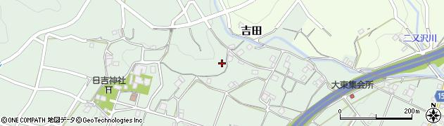 長野県下伊那郡高森町大島山周辺の地図