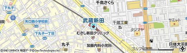 天気: 東京都大田区下丸子