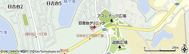 千葉銀行東金レイクサイドヒル ATM周辺の地図