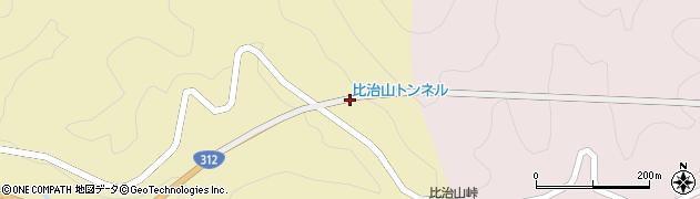 国道312号線周辺の地図