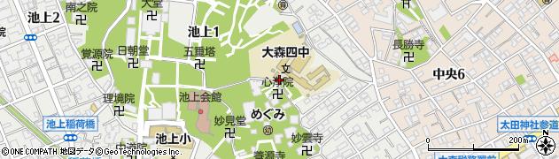 堤方神社周辺の地図