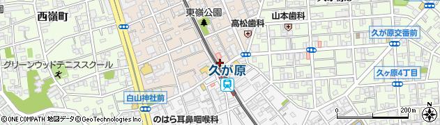 インドレストラン ロイヤルキッチン周辺の地図