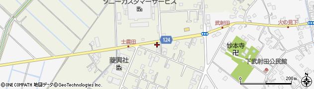 やりた伸学塾80周辺の地図