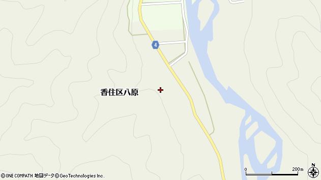 〒669-6558 兵庫県美方郡香美町香住区八原の地図