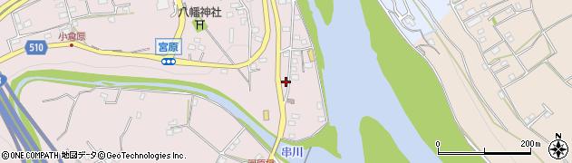 神奈川県相模原市緑区小倉周辺の地図