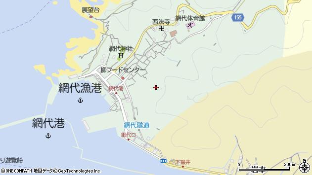 〒681-0074 鳥取県岩美郡岩美町網代の地図