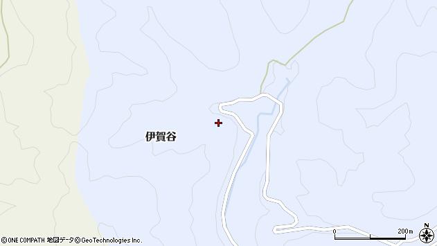 〒668-0001 兵庫県豊岡市伊賀谷の地図