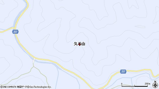 〒669-6727 兵庫県美方郡新温泉町久斗山の地図