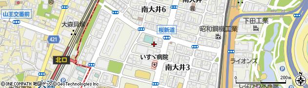 株式会社タカラ周辺の地図