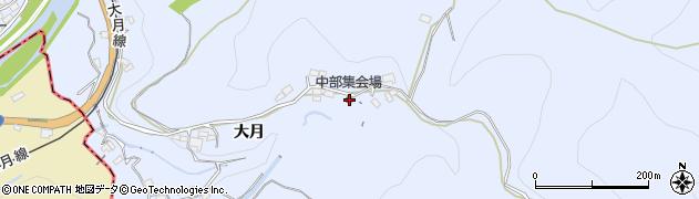 山梨県大月市大月町大月 住所一覧から地図を検索 マピオン