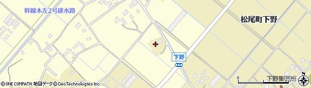 妙隆寺周辺の地図