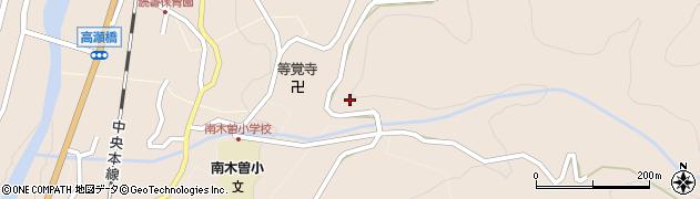 東山神社周辺の地図