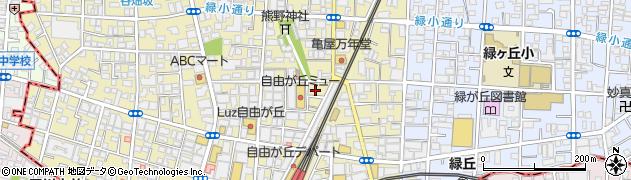 かのや周辺の地図