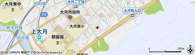 山梨県大月市大月琴平 住所一覧から地図を検索 マピオン