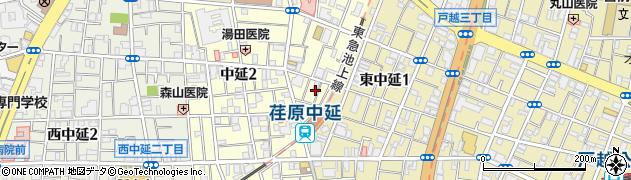 鳥松周辺の地図