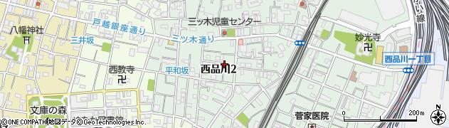 武尊山教会周辺の地図
