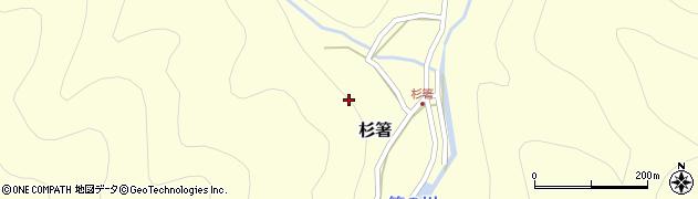 養福寺周辺の地図