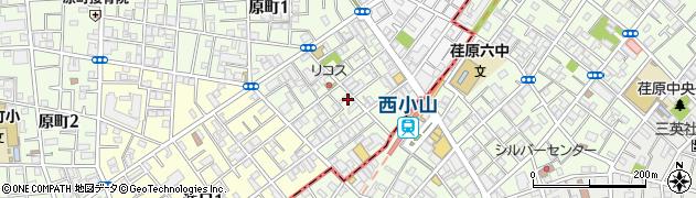 AsianDiningANDBar・NAMASTE周辺の地図
