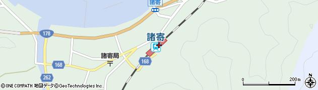 兵庫県美方郡新温泉町周辺の地図