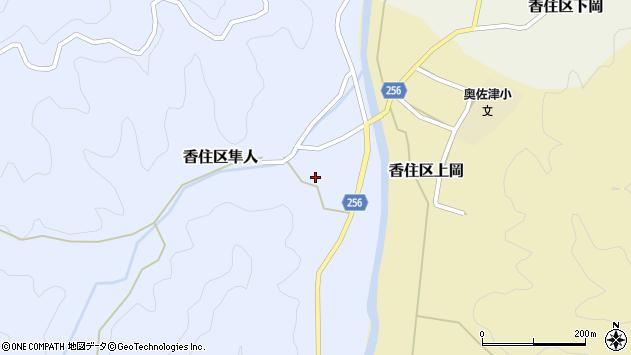 〒669-6424 兵庫県美方郡香美町香住区隼人の地図