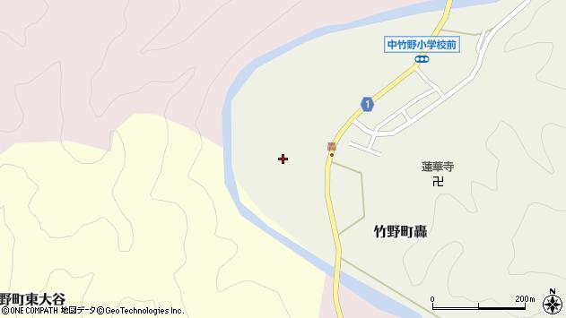 〒669-6225 兵庫県豊岡市竹野町轟の地図