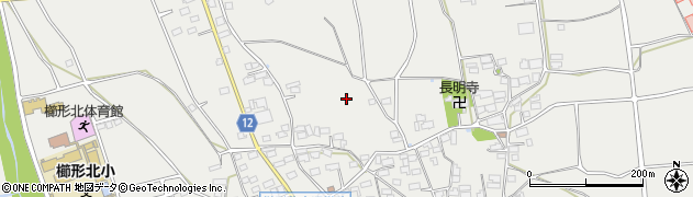 山梨県南アルプス市桃園周辺の地図
