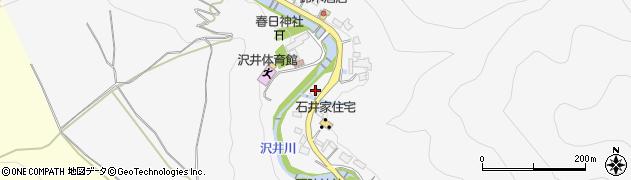 神奈川県相模原市緑区澤井2640周辺の地図