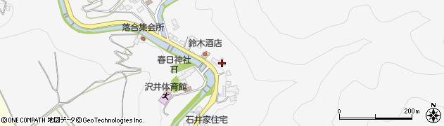 神奈川県相模原市緑区澤井1036周辺の地図