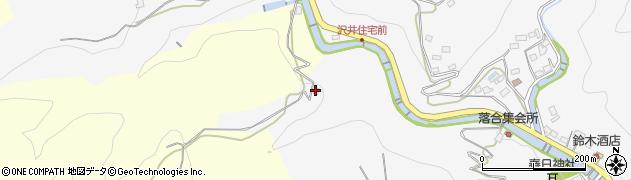 神奈川県相模原市緑区澤井1383周辺の地図