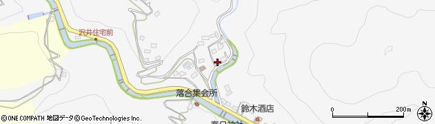 神奈川県相模原市緑区澤井1133周辺の地図