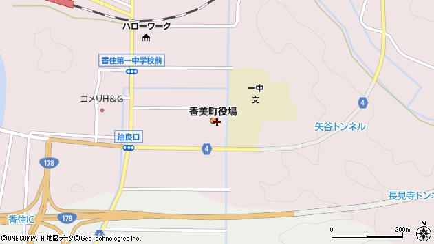 〒667-1326 兵庫県美方郡香美町村岡区光陽の地図