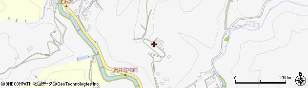 神奈川県相模原市緑区澤井1293周辺の地図