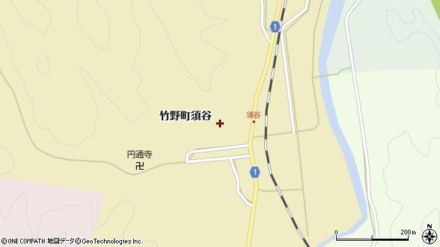 〒669-6221 兵庫県豊岡市竹野町須谷の地図