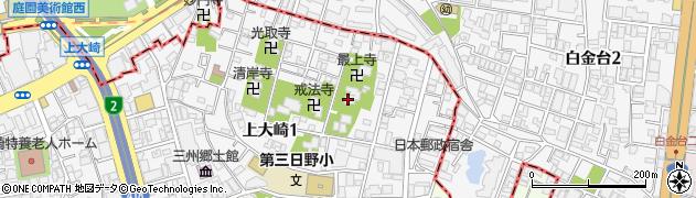 本願寺周辺の地図