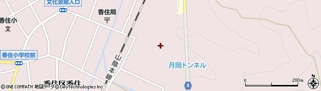 通玄寺周辺の地図