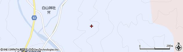岐阜県関市明ケ島周辺の地図