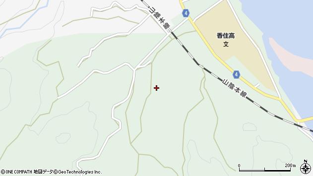 〒669-6563 兵庫県美方郡香美町香住区矢田の地図