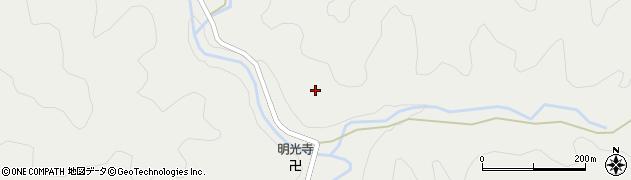岐阜県関市船山周辺の地図