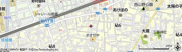 グリル アンド ワインバル BLAKE周辺の地図
